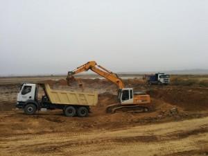 Excavación Balsa